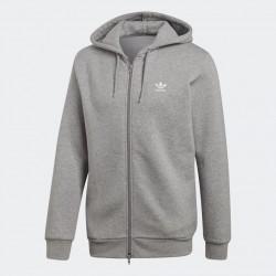 Adidas giacca Fleece Trefoil Hoodie DN6015