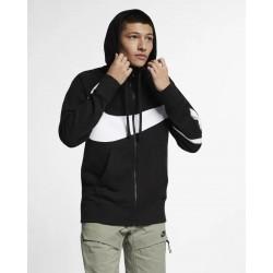 Nike giacca con cappuccio e zip AR3084 010