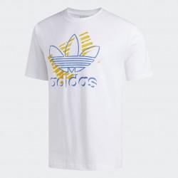 Adidas T-shirt Trefoil Art Tee DV3279