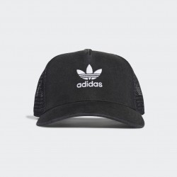 Adidas cappello Trefoil Trucker Cap DV0233