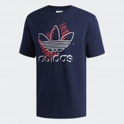 Adidas T-shirt Trefoil Art Tee DV3281
