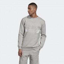 Adidas felpa Outline Crewneck Sweatshirt ED4686