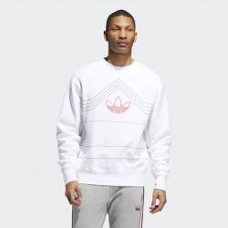 Adidas felpa Rivalry Crewneck Sweatshirt ED5660