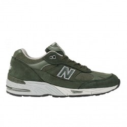 New Balance 991 Leather Made in UK M991SDG