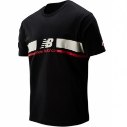 New Balance T-shirt Short Sleeve MT93550BK