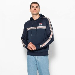 Fila Felpa Besarion with Embossed Hoody 687305 170