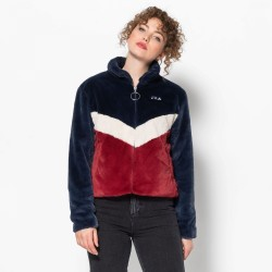 Fila Giacca in Pelliccia ecologica WMNS Charmaine Jacket 687225 A248