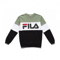 Fila Felpa Straight Blocked Crew 688050 A437