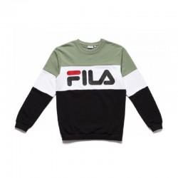 Fila Felpa Straight Blocked Crew 688050 A437