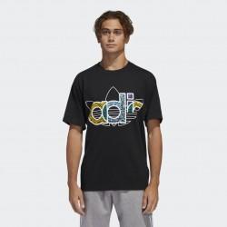 Adidas T-shirt Trefoil FM1573