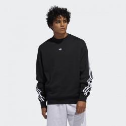 Adidas felpa 3-Stripes Wrap Crewneck FM1522