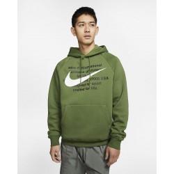 Nike felpa M NSW Swoosh Hoosiers PO FT CJ4863 326