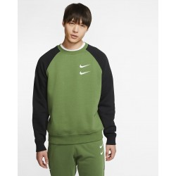 Nike felpa M NSW Swoosh Crew FT CJ4871 326