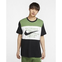 Nike T-shirt Sportswear Swoosh CU9736 011