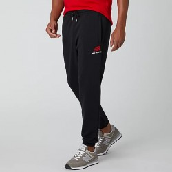 New Balance pantalone da tuta Essentials Icon MP01508BK