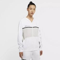 Nike giacca Sportswear WMNS Full-Zip Hoodie CU6386 100