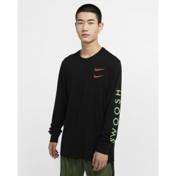 Nike T-shirt Swoosh Tee CU7630 011