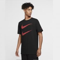 Nike T-shirt SS Tee Swoosh PK 2 CU7278 011