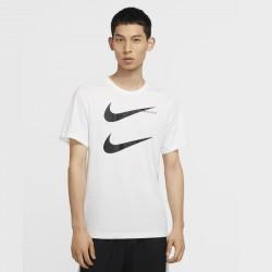 Nike T-shirt SS Tee Swoosh PK 2 CU7278 100