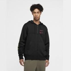 Nike giacca Sportwear Swoosh Hoodie Full Zip CU3901 011