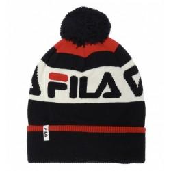 Fila Cappello Pompom Hat Beanie Logo 686036 I17