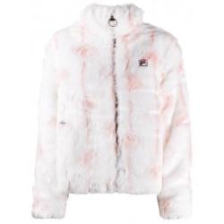Fila Giacca in Pelliccia ecologica Haruto AOP Fake Fur Jacket 687865 A698