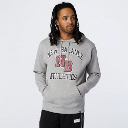 New Balance Felpa Athletics Varsity Pack Hoodie MT03514AG