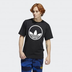 Adidas T-shirt Circle Trefoil Short Sleeve GD2102
