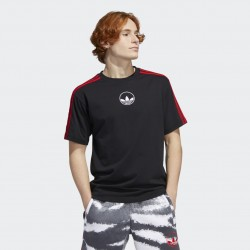 Adidas T-shirt 3-Stripes Circle Trefoil Tee GD2123