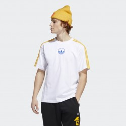 Adidas T-shirt 3-Stripes Circle Trefoil Tee GD2122