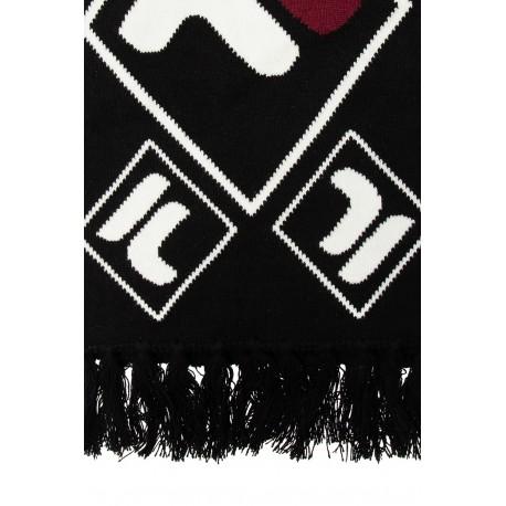 Fila sciarpa Intarsia Knitted Scarf 686121 A924