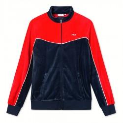 Fila Giacca Bary Velour Track Jacket 687970 A140