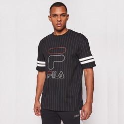 Fila T-shirt Jamiro Striped Sporty 683270 002