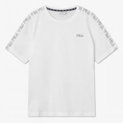 Fila T-shirt Women Jakena Taped Tee 683395 M67