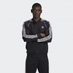 Adidas giacca Track Jacket Adicolor Classics Primeblue SST GF0198