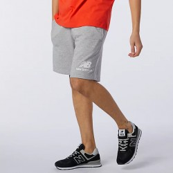 New Balance pantaloncino Essentials Stacked Logo MS03558AG