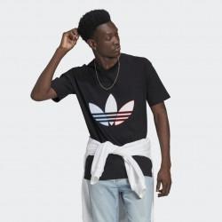 Adidas T-shirt Adicolor Tricolor GQ8919