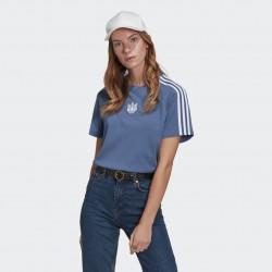 Adidas T-shirt Adicolor 3D Trefoil Loose GN2933