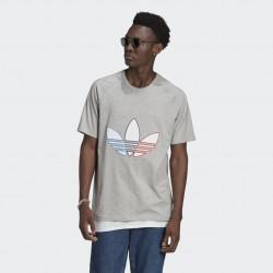 Adidas T-shirt Adicolor Tricolor Tee GQ8917