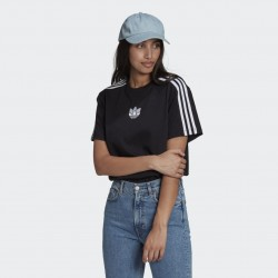Adidas T-shirt Adicolor 3D Trefoil Loose Tee GN2930