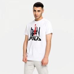 Fila T-shirt Men Fico Tee 688509 M67