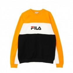 Fila Felpa Aqil Blocked Cew Sweat 688467 B091