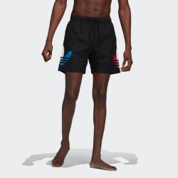 Adidas Costume Tricolor Swims Short GN3568