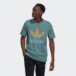 Adidas T-shirt Trefoil Ombrè GP0164