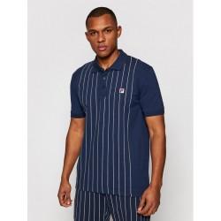 Fila T-shirt Hooper Oversized Polo Shirt 688556 170