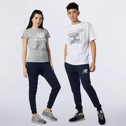 New Balance pantalone Essential Stack Logo Slim MP11507ECL