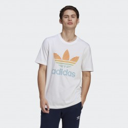 Adidas T-shirt Trefoil Ombrè GP0165