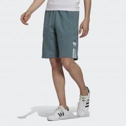 Adidas pantaloncino Adicolor Trefoil Ombré Short GN3591