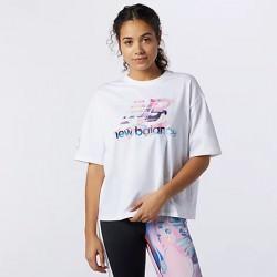New Balance Athletics Erin Loree Graphic Tee WT11514WT