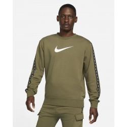 Nike felpa Sportware Repeat Fleece Crew DM4679 222